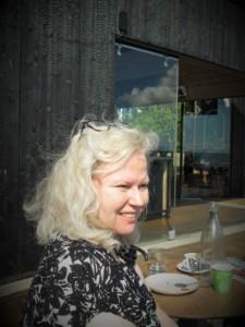 liisa birgitan kahvilassa