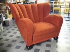 Mööpelin unelma Pepin kuvat rusehtava nojatuoli