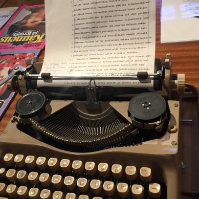 Kirpilän kirjoituskone