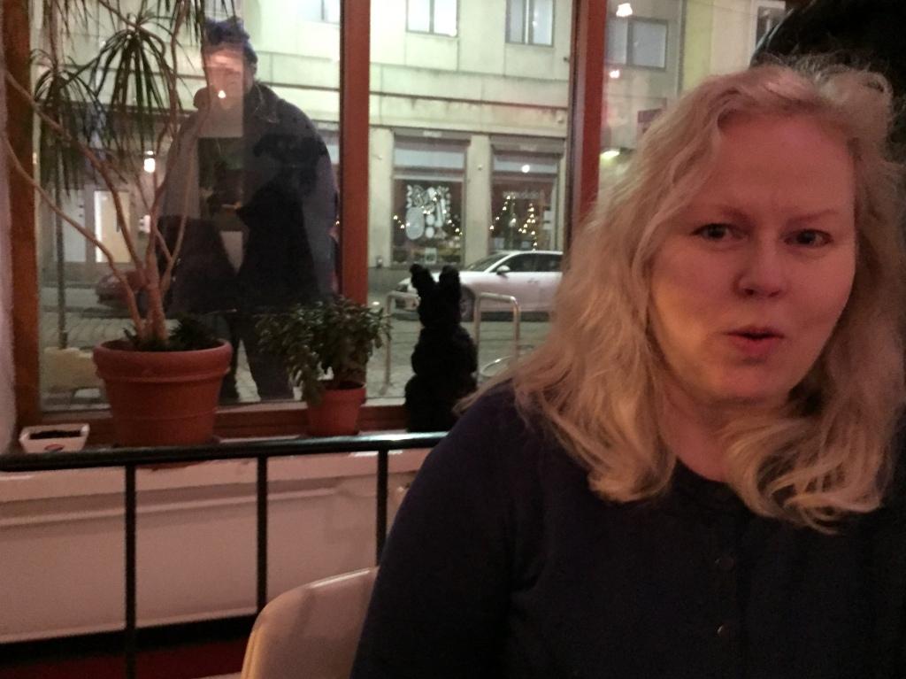 Lux 2020 Liisa ravintola Rytmissä
