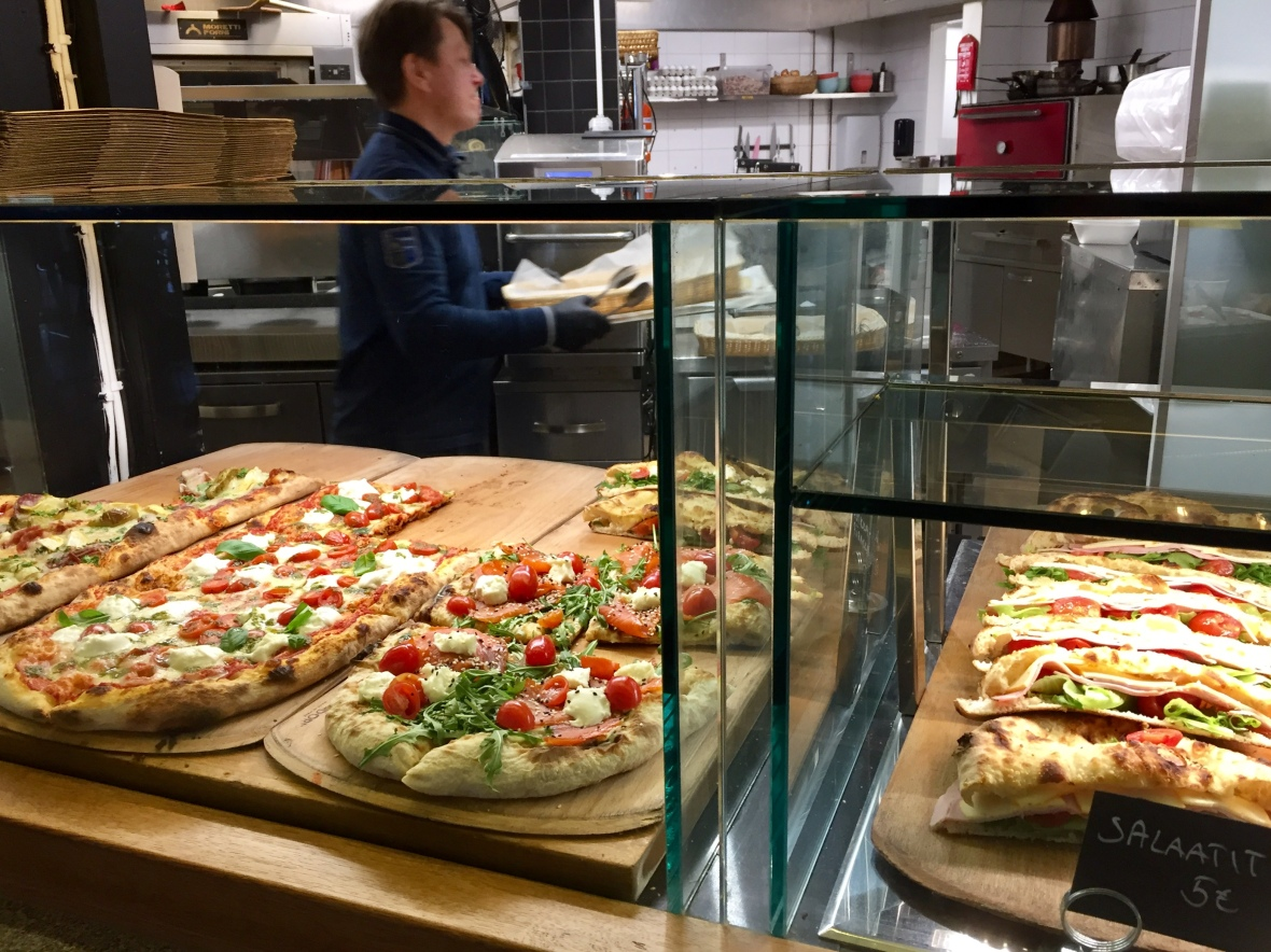 Carusel take away pizza