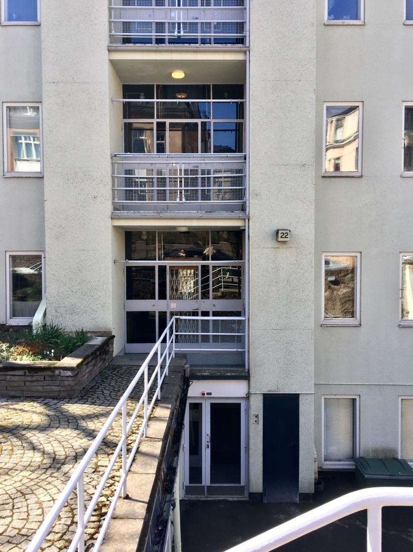 Eira Ehrensvärdin hissi